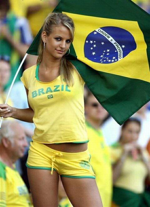 Brazilian-soccer-fan