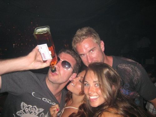 Jeff carter party
