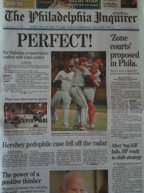 Halladay_perfect_game_phiadelphia_inquirer_flyers