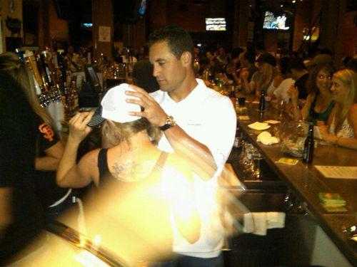 Pat_burrell_bartending