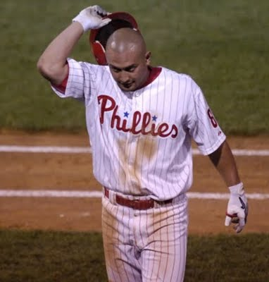 Shane victorino ejected