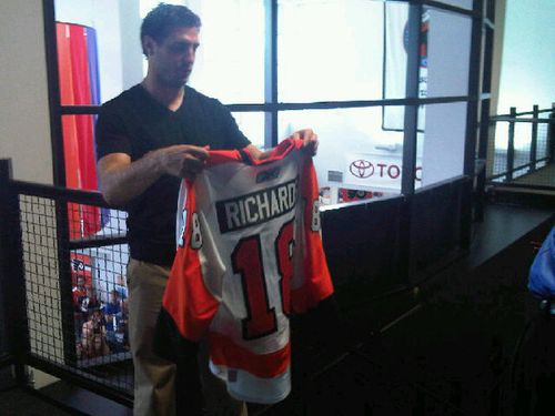 Mike_richards_jersey