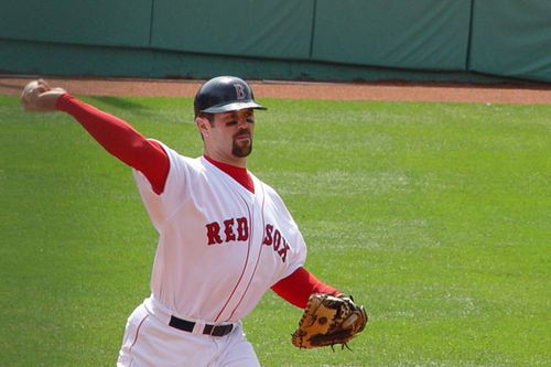 Jason-varitek-warming-up
