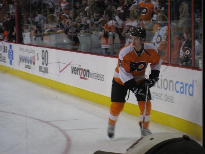 Flyers Beat Islanders 1-30-10 059