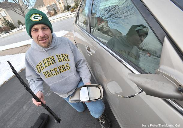 Packers_fan_car