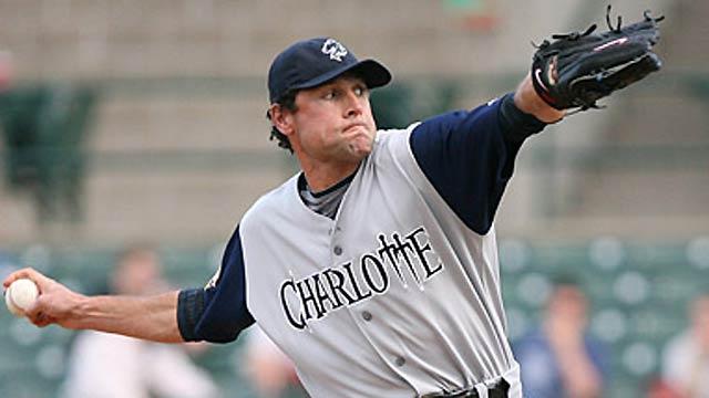 Matt Anderson baseball scout