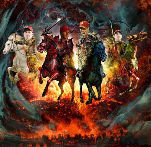 Phour_horsemen