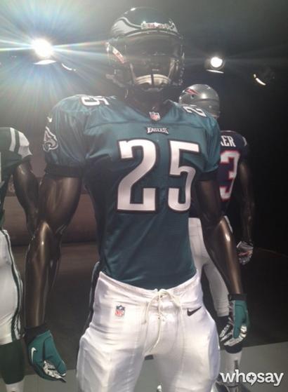 e1397ed1fd4 The New Nike Eagles Jerseys | Crossing Broad