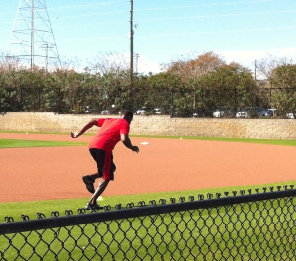 Ryan Howard Running
