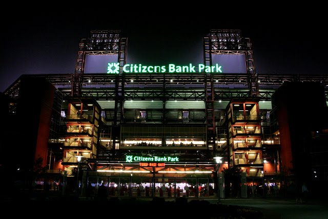 Citizens Bank Park Home of the Philadelphia Phillies