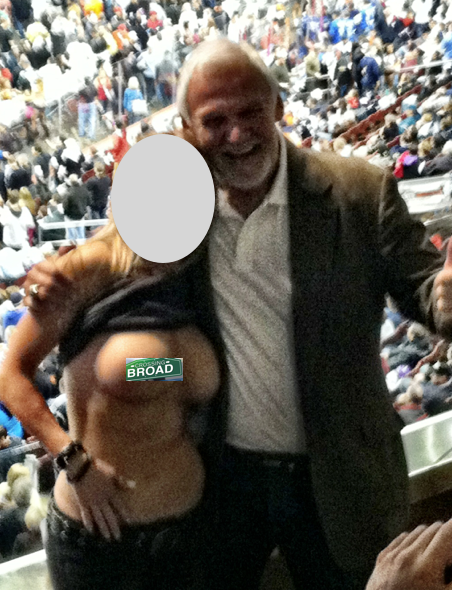 Wing bowl topless pictures 7