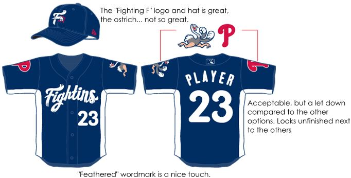 05b83da34a2 The Reading Fightin Phils Re-Branding is a Beautiful Mess – Empty ...